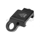 LEAPERS LOW PROFILE PICATINNY ANGLED QD SLING SWIVEL ADAPTER