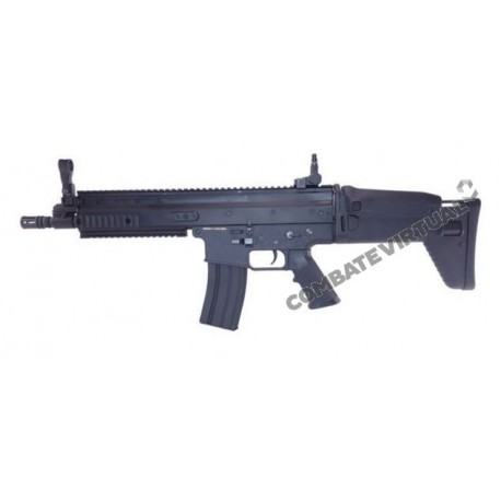 CLASSIC ARMY SCAR MK16 PACK COMPLETO - BLACK