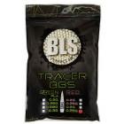 BLS BBs TRACER 0.25G / 4000 BBs - GREEN