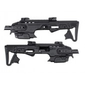 CAA - AIRSOFT RONI M9/M9A1 CONVERSION BLACK