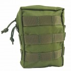 WARRIOR SMALL UTILITY POUCH - OLIVE DRAB