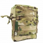 WARRIOR SMALL UTILITY POUCH - MULTICAM