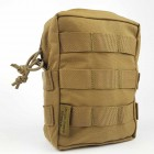 WARRIOR SMALL UTILITY POUCH - COYOTE TAN