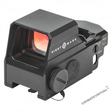 SIGHTMARK ULTRA SHOT M-SPEC FMS REFLEX SIGHT - BLACK