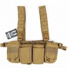WARRIOR PATHFINDER CHEST RIG - COYOTE TAN