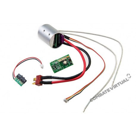 ALPHA PARTS ELECTRONIC CONTROL UNIT FOR SYSTEMA PTW M4 SERIES (SINGLE/BURST/AUTO)