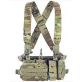 PITCHFORK SYSTEMS MICROMOD CHEST RIG COMPLETE SET - MULTICAM
