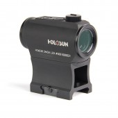 HOLOSUN HS403B MICRO RED DOT OPTIC (2 MOA) - BLACK