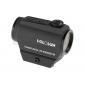 HOLOSUN HS403B MICRO RED DOT OPTIC (2 MOA) - BLACK
