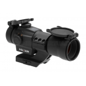 HOLOSUN HS406C RED DOT SIGHT (2 MOA) - BLACK