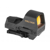 HOLOSUN HS510C RED DOT SIGHT (2 MOA) - BLACK