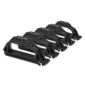 AIRSOFT SYSTEMS PULL HANDLES 5-PACK - BLACK