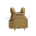 WARRIOR DCS SPECIAL FORCES PLATE CARRIER BASE (LARGE) - COYOTE