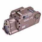WASDN SBAL-PL RED LASER AND LED WEAPONLIGHT - DARK EARTH