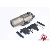 NIGHT EVOLUTION FLASHLIGHT X300U - DARK EARTH