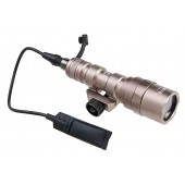 NIGHT EVOLUTION M300AA MINI SCOUT LIGHT - DARK EARTH