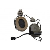 Z-TACTICAL COMTAC II HEADSET FOR FAST HELMET - FOLIAGE GREEN