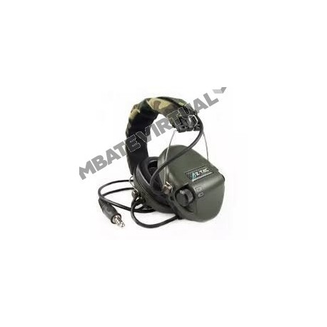 Z-TACTICAL ZSORDIN HEADSET OFFICIAL VERSION - FOLIAGE GREEN