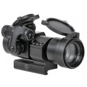PCS STANDARD CQB RED DOT SIGHT WITH LOW MOUNT - BLACK