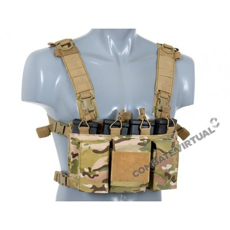 8FIELDS BUCKLE UP CHEST RIG - MULTICAM