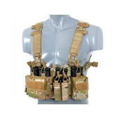 8FIELDS BUCKLE UP RECCE/SNIPER CHEST RIG - MULTICAM