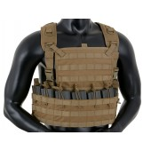 8FIELDS TACTICAL RIFLEMAN CHEST RIG- TAN