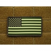 JTG US FLAG PATCH - FOREST