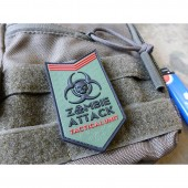 "JTG ""ZOMBIE ATTACK"" PATCH - FOREST"