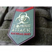"JTG ""ZOMBIE ATTACK"" PATCH - MULTICAM"