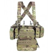 PITCHFORK MCR MODULAR CHEST RIG COMPLETE SET - MULTICAM