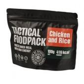 TACTICAL FOODPACK - GALINHA/ARROZ