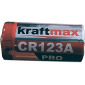 KRAFTMAX BATERIA CR123A