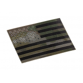 CLAW GEAR DUAL IR PATCH USA - MULTICAM