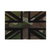 CLAW GEAR DUAL IR PATCH GREAT BRITAIN - MULTICAM