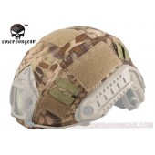 EMERSON TACTICAL HELMET COVER HIGHLANDER