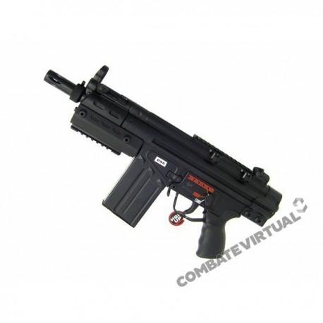 JG WORKS G3 SAS - BLACK