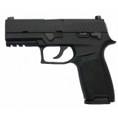 AEG PISTOLA F18 BLOWBACK BLACK