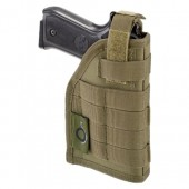 OUTAC OT-GS09 PLUS PISTOL HOLSTER - OLIVE DRAB