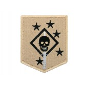 ACM USMC MARSOC MARINE RAIDERS PATCH - TAN