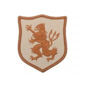 ACM DEVGRU GOLD TEAM LION PATCH - TAN
