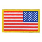MINOTAURTAC US FLAG SMALL PATCH - RIGHT