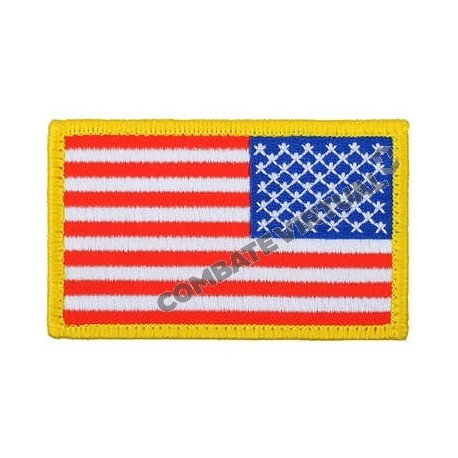 ACM US FLAG SMALL PATCH - RIGHT