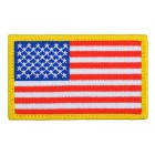 MINOTAURTAC US FLAG SMALL PATCH - LEFT