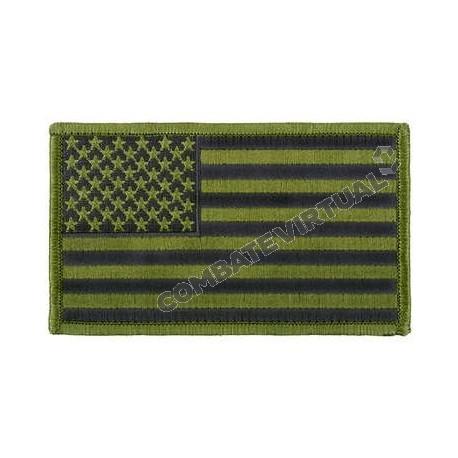 ACM US FLAG BIG PATCH - GREEN
