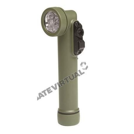 MILTEC OD 6 LED ANGLEHEAD FLASHLIGHT