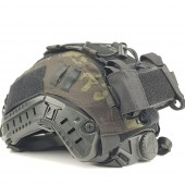 PACK CAPACETE MULTICAM BLACK