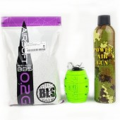 PACK GRANADE 360 STORM LIME GREEN
