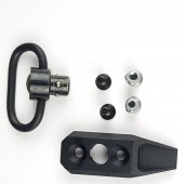 BD QD SLING MOUNT FOR KEYMOD BLACK
