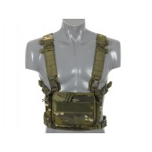 8FIELDS COMPACT MULTI-MISSION CHEST RIG - MULTICAM TROPIC