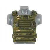 8FIELDS MULTI-MISSION PLATE CARRIER - MULTICAM TROPIC